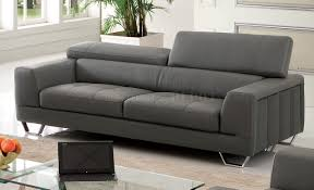 Gray Leather Sofa Inspirational Gray Leather Sofa 37 About Remodel Sofa Design Ideas