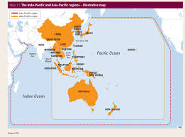 pacific region map pacific region countries map spainforum me