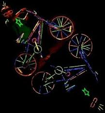 and glow 17 best glow bike rides images on bike rides glow