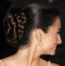 hair in a bun for women over 50 15 easy long hair updos olixe style magazine for women