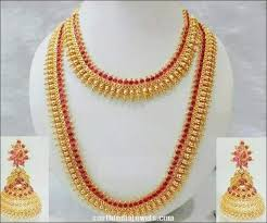 fashion jewellery necklace sets images Bridal imitation jewellery top 10 bridal designs of 2016 jpg