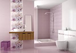 Cheap Wall Tiles by Fresh Lilac Linear Gloss Bathroom Wall Tile