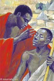 Was Bartimaeus Born Blind Sermons From Seattle Sermons Series C