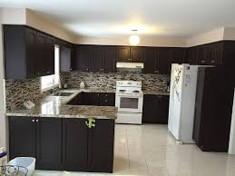 Brampton Kitchen Cabinets Spraybox Trustedpros