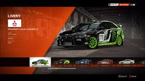 mitsubishi evo rally car mitsubishi lancer evolution x colin mcrae rally and dirt wiki