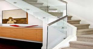 Glass Stair Banister 20 Cool Bannister Ideas Lentine Marine 18562