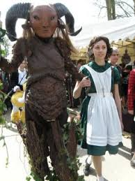 Sweeney Todd Halloween Costume Pan U0027s Labyrinth Costume Halloween Ideas Eeee