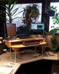 diy walking desk example curated by workwhilewalking com do it