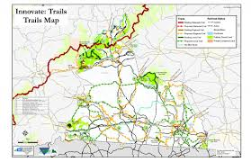 Nc State Campus Map 100 Map Of Western Nc Historic Roads Trails Paths Migration