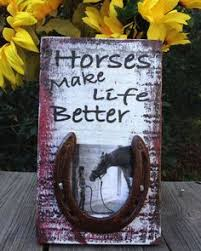 mexican horseshoes i m not lucky just blessed horseshoe flower by designsbysyds