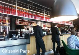 Citizenm Hotels Citizenm Paris A Great Stopover Hotel The Good Life France