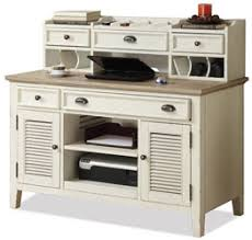 Corner Desk Set Mahogany And More Office Sets Newport White Two Tone 4