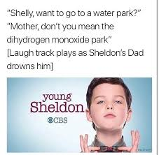 Sheldon Meme - reddit is tearing young sheldon apart with brutal memes