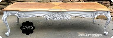 French Country Coffee Tables - sunflowerhugs 5 u0027 long french country coffee table