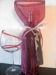 Send Wine As A Gift 100 Wine As A Gift One Colorful Scarf Used To Wrap 2
