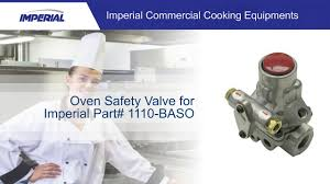 imperial convection oven pilot light imperial parts imperial equipment parts partsfps youtube