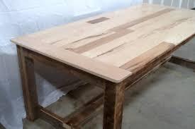 15 rustic barnwood kitchen tables amish rustic plank farmhouse