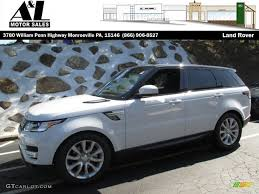 land rover white 2016 2016 yulong white metallic land rover range rover sport hse