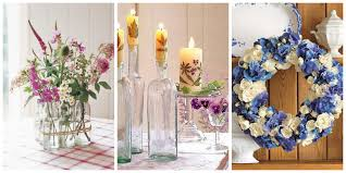 Home Decor With Flowers 30 Easy Flower Crafts Ideas For Craft Projects With Flowers View