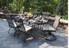 handicap patio furniture alexandria wrought iron patio