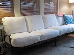Wooden Frame Couch Breathing New Life Into An Old Wood Frame Couch Bungalow Bungahigh