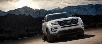 ford explorer model info river view ford oswego il