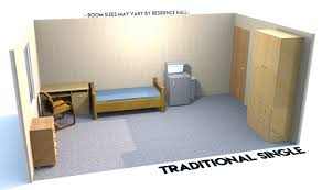 dorm room floor plans barr hall residence life