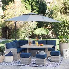 Outdoor Patio Furniture Sectional Best 25 Wicker Sofa Ideas On Dining Sets Sectional