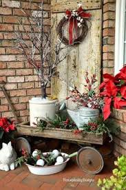 40 gorgeous christmas porch decorations transforming your entryway