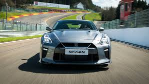 nissan supercar 2017 driving the 2017 nissan gt r on belgium u0027s legendary spa