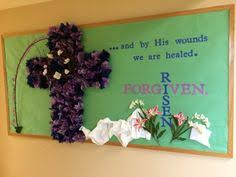 Easter Decorating Ideas For Bulletin Boards by Easter Bulletin Boards For Church Invitation Templates