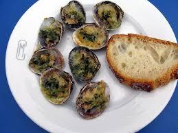 cuisiner la palourde palourdes farcies au fenouil et à l ulve cuisine de la mer