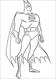coloriage de super heros  utahimeinfo