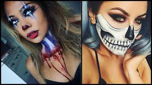Easy Halloween Makeup Tutorials by Top Easy Halloween Makeup Tutorials 2016 Maquillaje Para