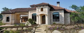 Mediterranean Style Home Plans Mediterranean Home Design