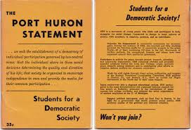 reading the port huron statement 50 years later home