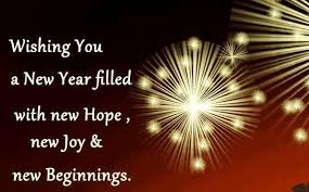 happy new year quotes for friends wish you a happy new year