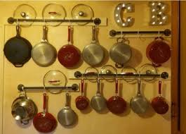 kitchen pot rack ideas pot racks