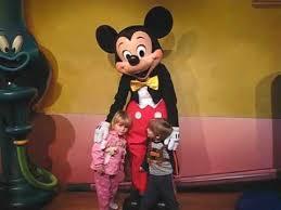 yoga mickey mouse disneyland