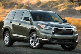 toyota awd cars used 2015 toyota highlander hybrid for sale pricing u0026 features