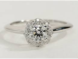 flower halo engagement ring 7 best rings i d say yes to images on wedding