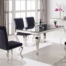french contemporary dining table