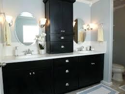 counter top storage bathrooms storage cabinets bathroom closet
