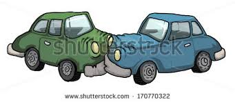 wrecked car clipart car crash cartoon pictures cliparts suggest cliparts vectors