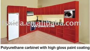 high gloss paint kitchen cabinets spraying polyurethane on