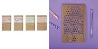 stitch u0026 sketch notebook purple by international arrivals toys