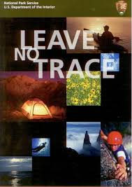 Department Of The Interior National Park Service National Park Service U0027s Leave No Trace Dvd Now Available Leave