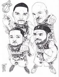 miami heat by carlxborlaembalzado on deviantart