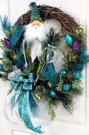 26 beautiful teal christmas decoration ideas christmas celebrations