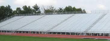 american aluminum seating inc aluminum bleachers u0026 benches